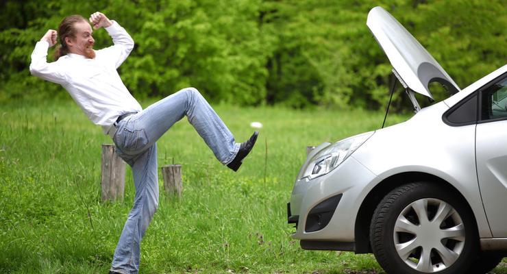 Названы самые ненадежные б/у автомобили