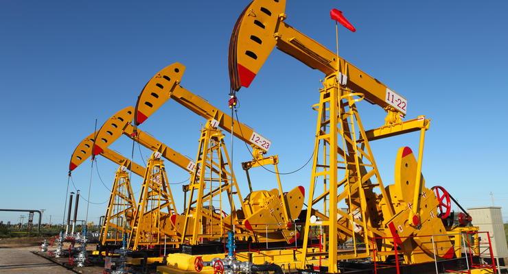 Укрнафта прогнозирует снижение добычи нефти в 2017 году