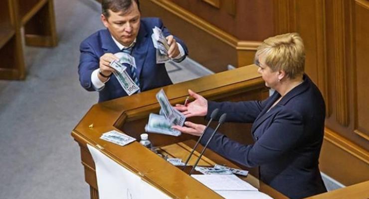 Как отличается оплата труда украинских и европейских депутатов
