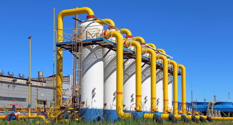 Кабмин создал новую компанию по транспортировке и хранению газа