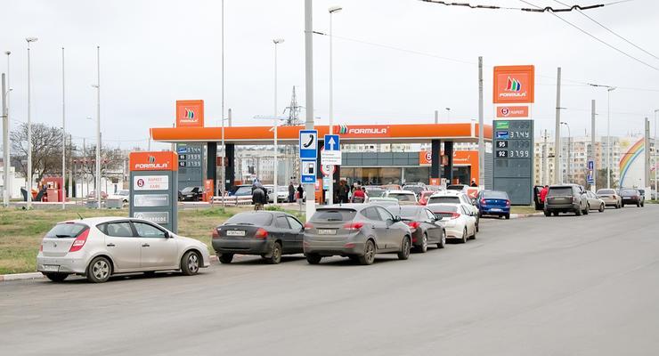 В Киеве нелегально продается 70% сжиженного газа