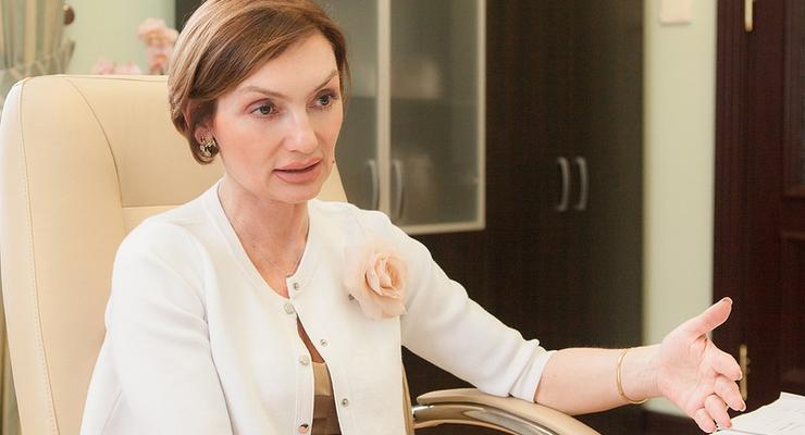 В Нацбанке отреагировали на прослушку зампреда Рожковой