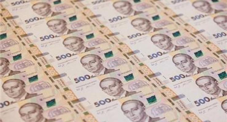 Денежная масса с начала года выросла до 761 млрд грн