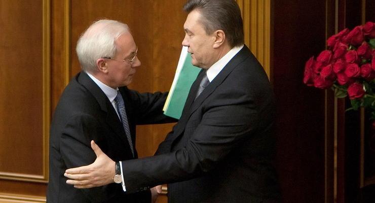 Стало известно, сколько денег Януковича и Азарова хранится в Ощадбанке
