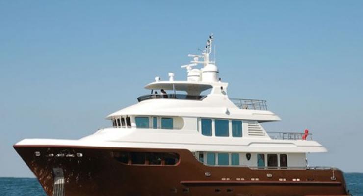 В Сети продают яхту сына Януковича
