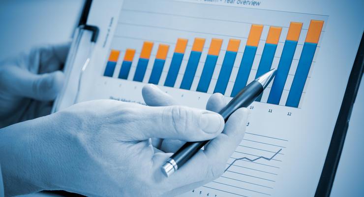 ВВП Украины вырос в третьем квартале