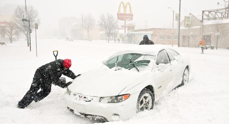 Названы самые непригодные для зимы автомобили