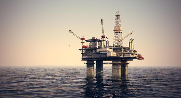 Украина будет исследовать нефть и газ на шельфе Черного моря
