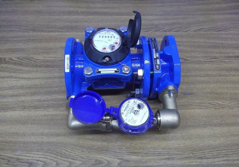 Комбинированные счетчики устанавливают в случае колебаний силы напора воды