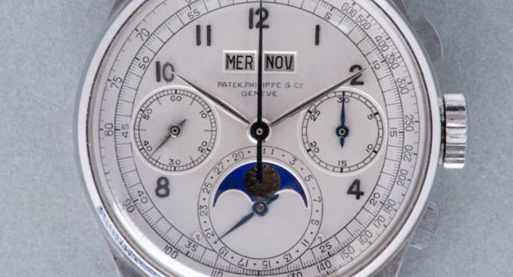 Часы времен Второй мировой продали на аукционе за 11 миллионов долларов