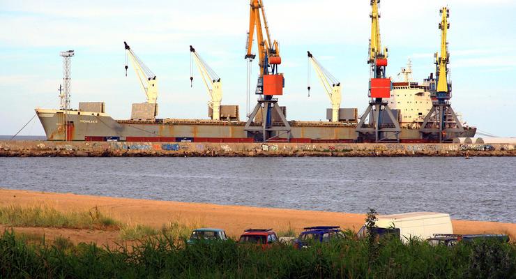 РФ исследует шельф в аннексированной акватории Азовского моря