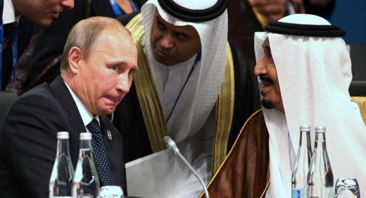 Россия готова заморозить добычу нефти