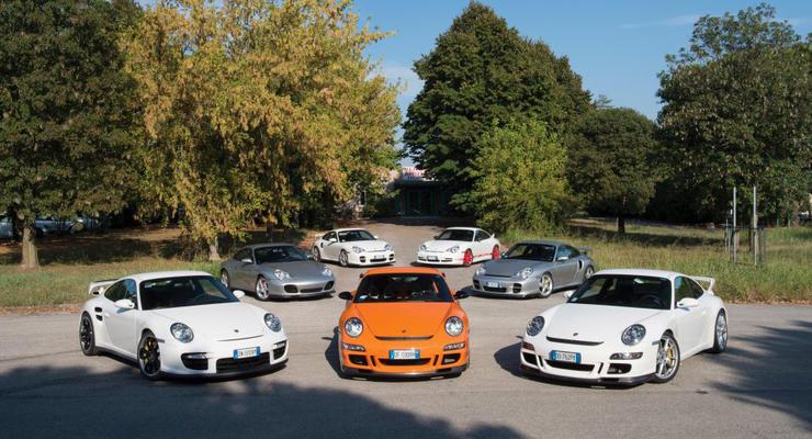 На европейском аукционе продадут 430 раритетных автомобилей