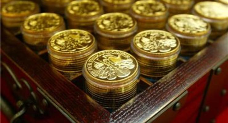 Официальные курсы банковских металлов на 28.11.2016