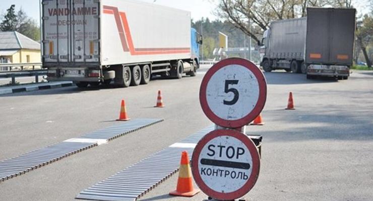 Украина ужесточит весовой контроль на дорогах