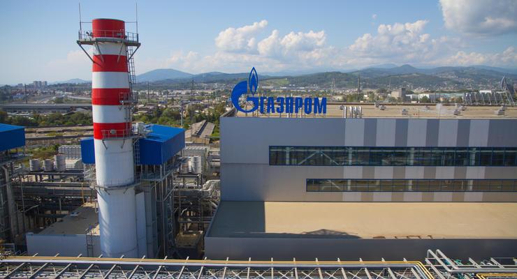 Газпром заявил о рекордных поставках газа в ЕС
