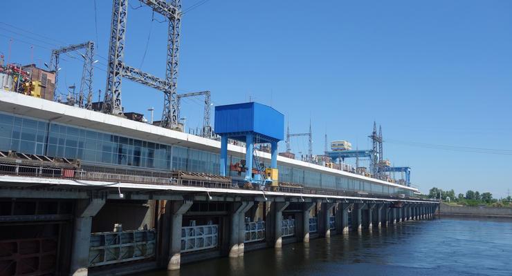Турбоатом за 1,7 миллиардов реконструирует два блока Каневской ГЭС