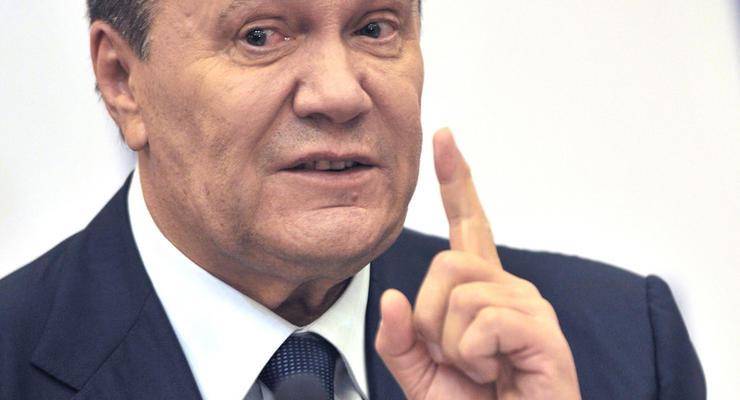 Никакой личной выгоды: беглый Янукович рассказал о требованиях ЕС к Украине
