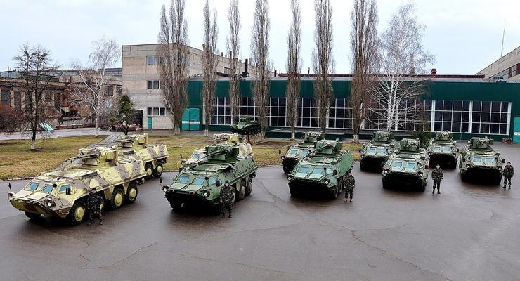 Укроборонпром покажет НАТО свои возможности