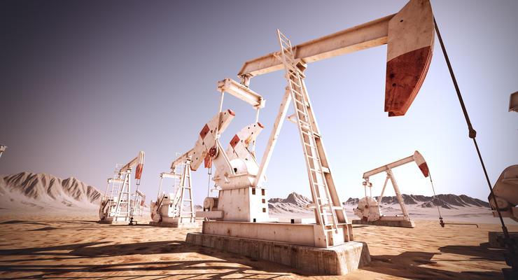 Цены на нефть активно растут