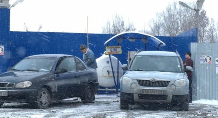 Как изменятся цены на автогаз в Украине