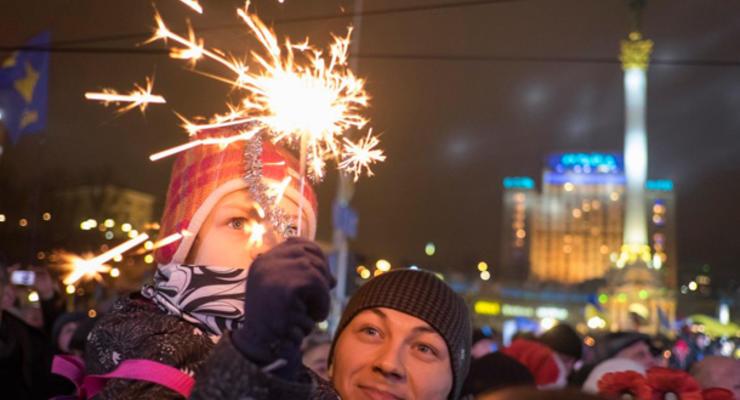 Сколько стоит снять квартиру в Киеве на Новый год