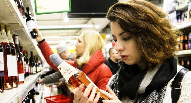 Как украинцы относятся к повышению цен на алкоголь
