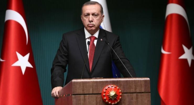 Эрдоган подписал закон о строительстве Турецкого потока