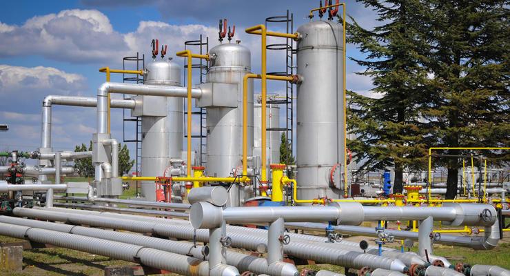 Нафтогаз закупил 1,8 миллиарда кубов газа за кредитные средства