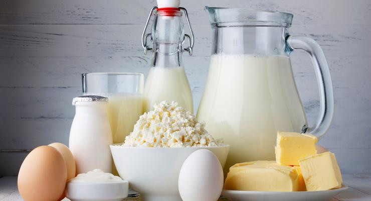 В Украине возросло количество некачественных молочных продуктов