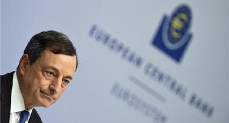 Евроцентробанк опубликовал прогноз по инфляции в еврозоне