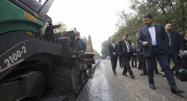 Власти могут выделить 20 миллиардов для дорожного фонда