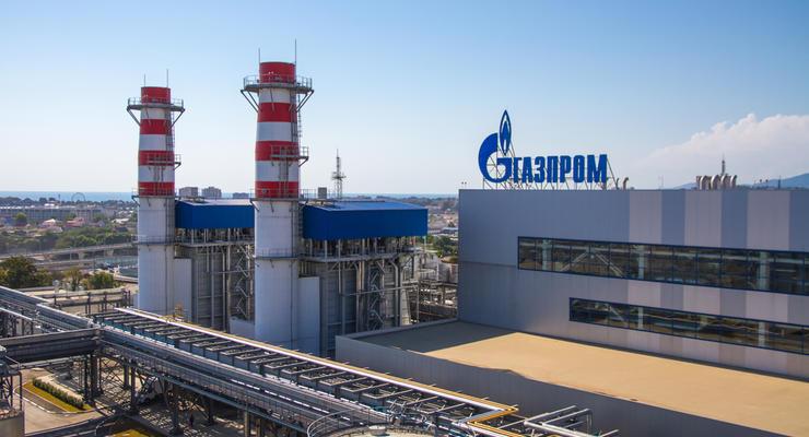 В России сообщили, что Украина не будет взыскивать штраф с Газпрома