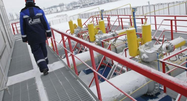 Газпром продолжает нарушать условия транзита газа - Укртрансгаз