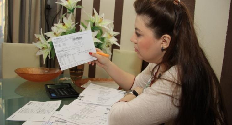 Какие счета за отопление получат киевляне в декабре