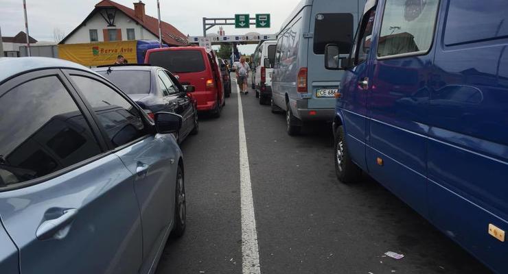 Украинцам могут повысить пошлины на ввоз б/у авто из Европы