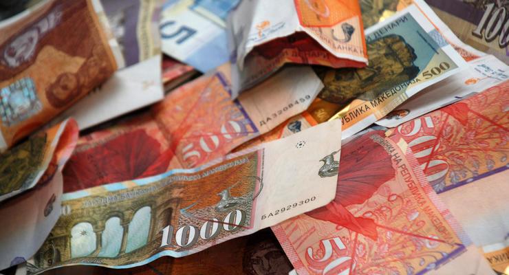 Македония выводит из обращения купюру в 5 тысяч денаров