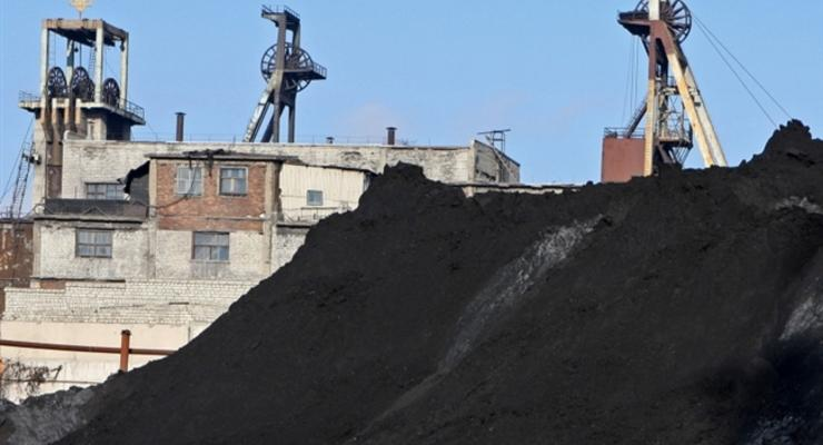 Из зоны АТО в Украину поступило девять миллионов тонн угля