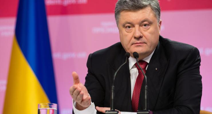 Порошенко прокомментировал национализацию ПриватБанка