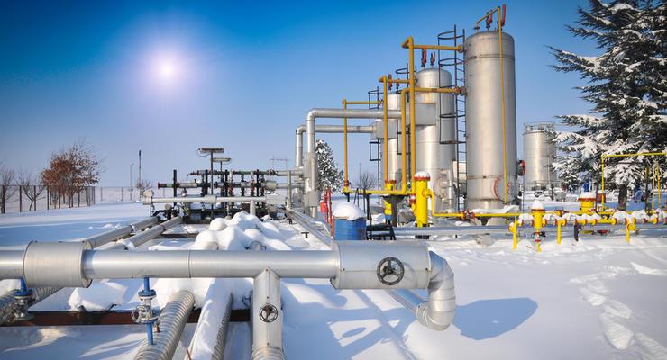 Австрийская компания возобновила поставки газа в Украину