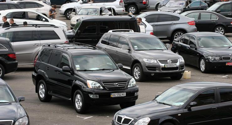 В Раде предложили снять все ограничения на растаможку б/у авто
