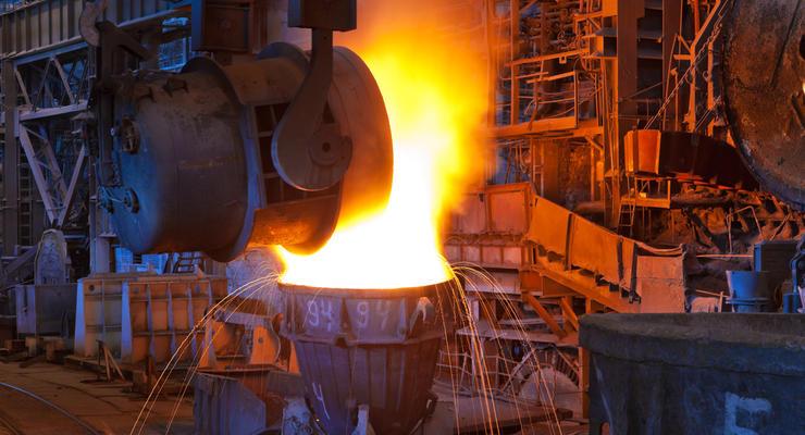 Украина выпала из топ-10 мировых производителей стали