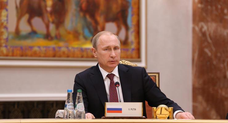 Путин анонсировал поставки российского газа в оккупированный Крым
