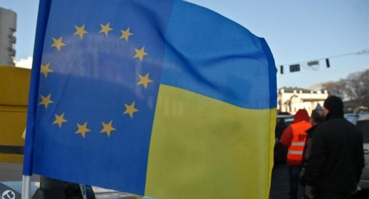 Украина получила второй транш финансовой помощи ЕС