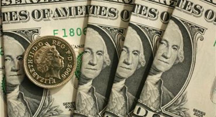 Нацбанк установил курс гривны выше 27 за доллар