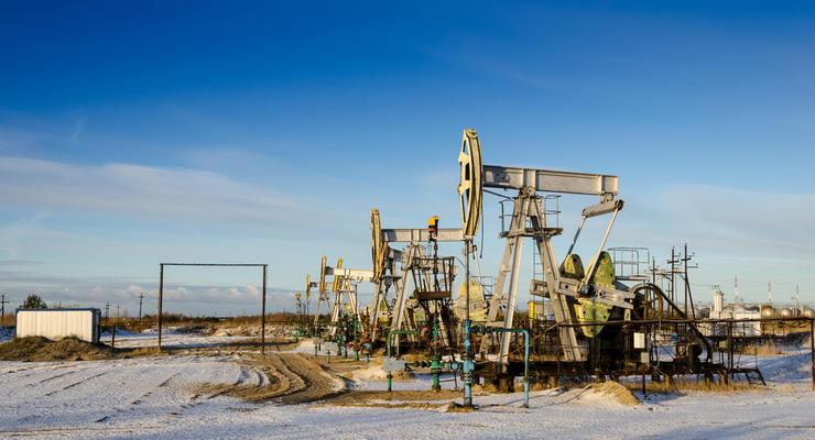 Цена нефти превысила 57 долларов за баррель