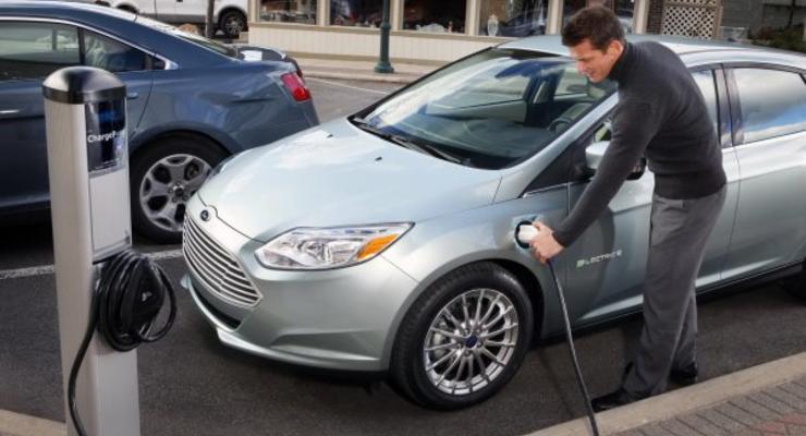 В Украине хотят ввести субсидии на покупку электромобилей