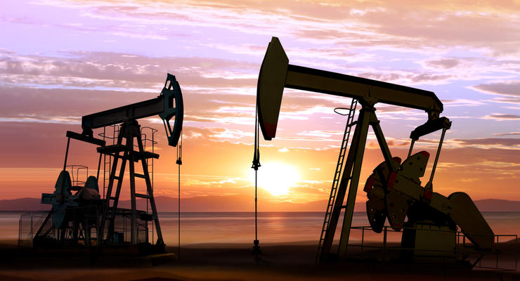 Нефть торгуется в пределах 57 долларов за баррель