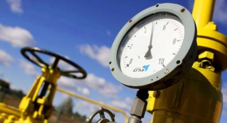 Россия начала поставлять газ в оккупированный Крым