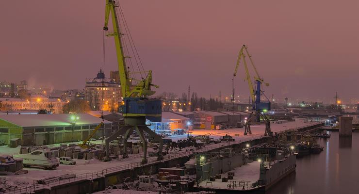 Руководить морской отраслью Украины будет гражданин Латвии